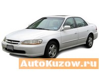 Детали кузова,оптика,радиаторы,HONDA ACCORD,1999 - 2002
