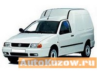 Детали кузова,оптика,радиаторы,VOLKSWAGEN CADDY,1995 - 2003